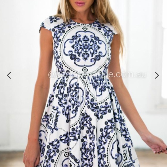 Patterned Dresses